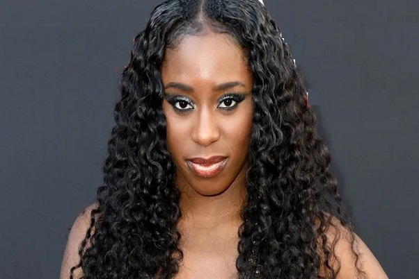 WWe Star Wrestler Naomi