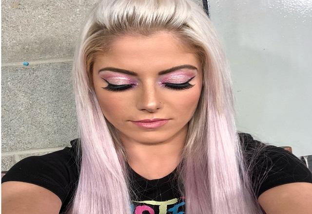 Alexa Bliss dating