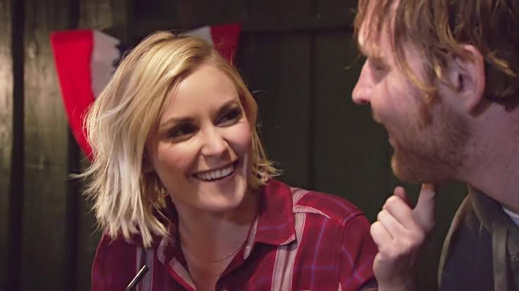 Renee Young and Dean Ambrose lovely marriage