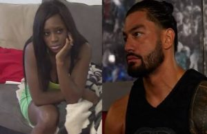 WWE Star Naomi lost a loved one