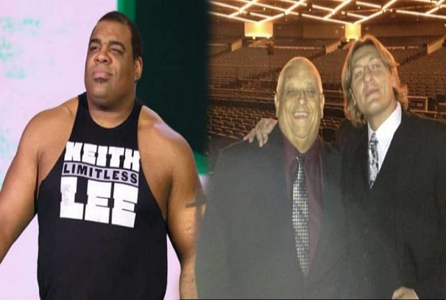 William Regal and Dusty Rhodes prevented Keith Lee from quitting wrestling