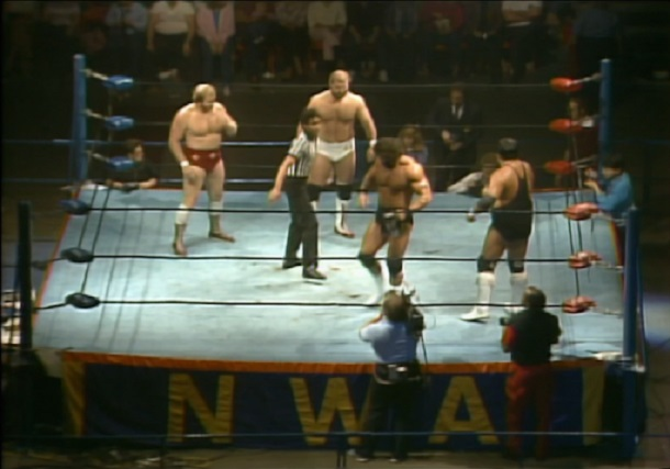 NWA legends