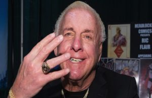 Ric Flair Wrestling legend WWE