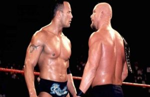 The Rock and Stone Cold