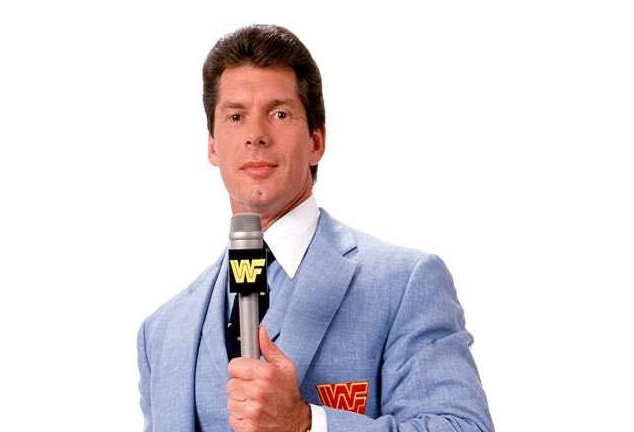 Vince McMahon young man