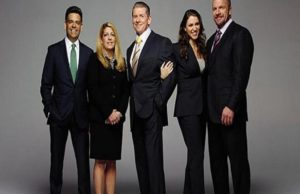 Vince McMahon Axes WWE Co-Presidents