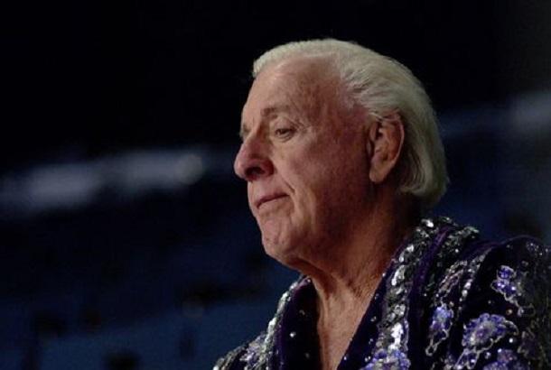 WWE Wrestler Ric Flair Declared Brain Dead