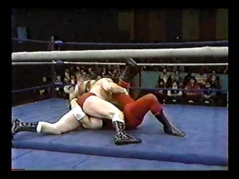 Dino Bravo beat colleage