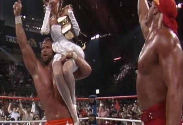 Randy Savage lucrative wrestling career