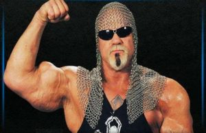 Scott Steiner rushed to the hospital and in very serious condition