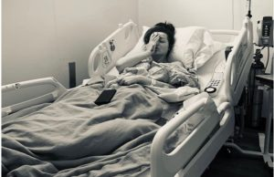 WWE Paige Undergoes Emergency Cyst Surgery