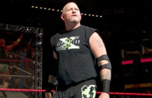 Road Dogg in ring