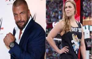 Triple H, Ronda Rousey