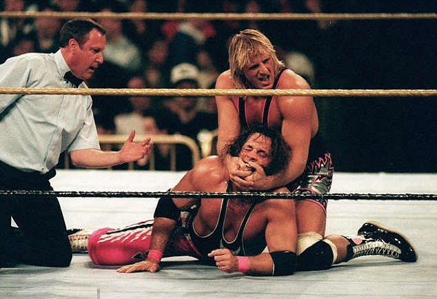 Bret Hart said it bothers him that Owen has not been inducted in the Hall of Fame