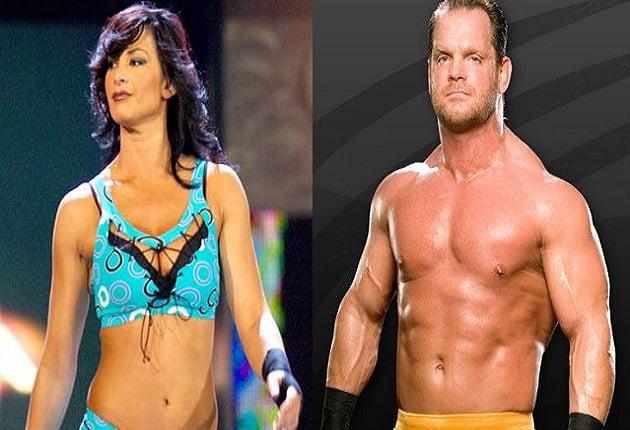Victoria dated Chris Benoit