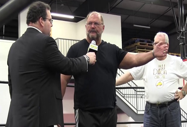 Arn Anderson and James J. Dillon the Four Horsemen