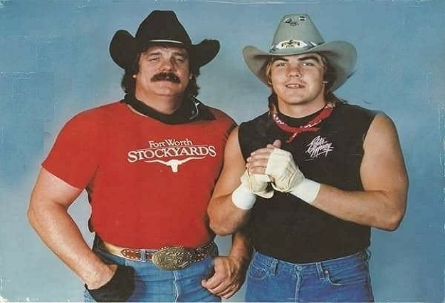 Blackjack Mulligan and Barry Windham
