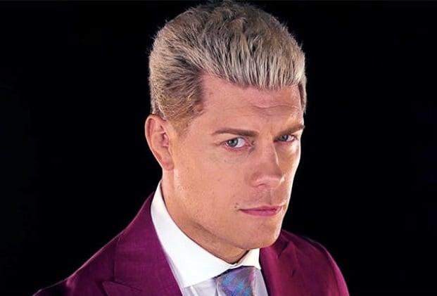 Cody Rhodes WWE AEW