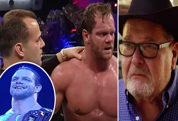 Jim Ross discusses The Idea Of Chris Benoit Receiving A WWE Hall Of Fame Induction