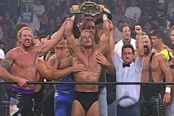 Jim Ross on whether it was a mistake to not have Lex Luger beat Ric Flair for WCW title in 1990