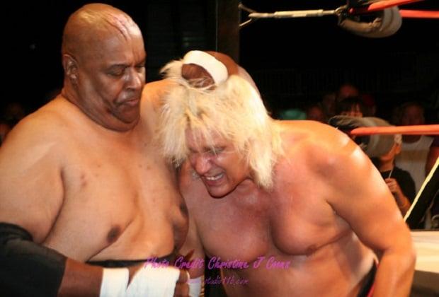 NWA Tommy Rich vs Abdullah the Butcher
