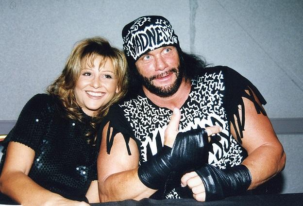 Randy Savage and Miss Elizabeth