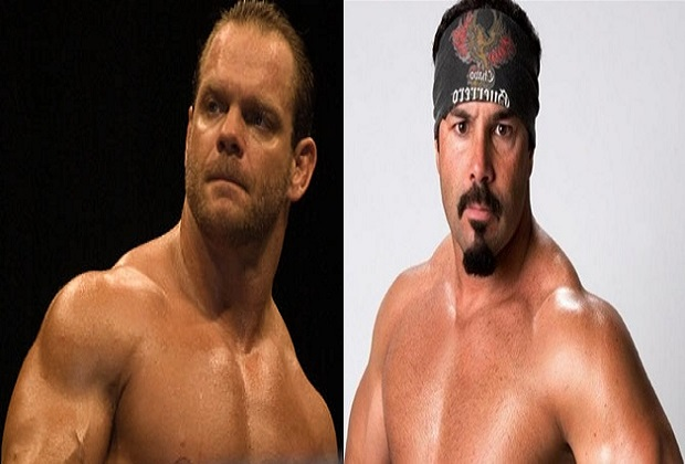 Chris Benoit and Chavo Guerrero