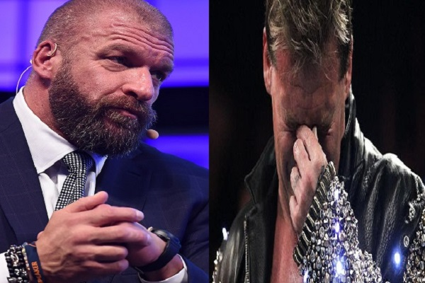 Chris Jericho Sends A Heartfelt Message To Triple-H On Completing 25 Years In Wrestling