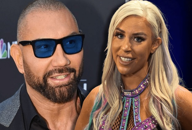 Dave Bautista and WWE star Dana Brooke are dating