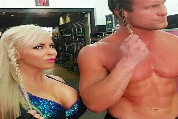 Dolph Ziggler ExGirlfriend Warns Mandy Rose Against Dating Him 1
