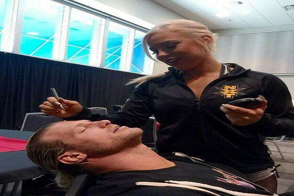 Dolph Ziggler ExGirlfriend Warns Mandy Rose Against Dating Him 1