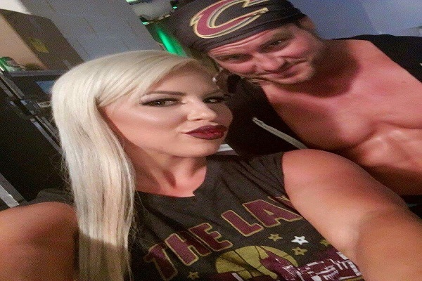 Dolph Ziggler and Dana Brooke