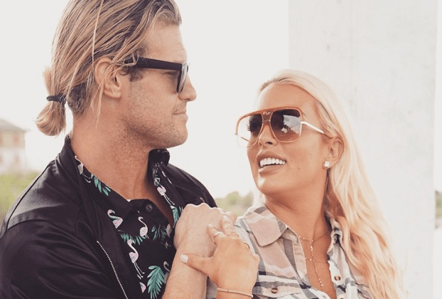 Dolph Ziggler dating Mandy Rose