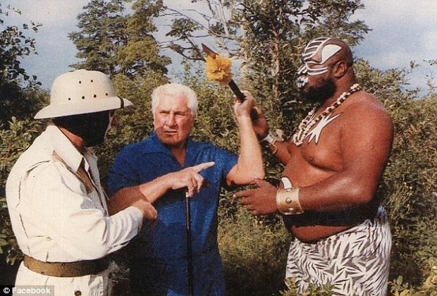 Kamala wrestler