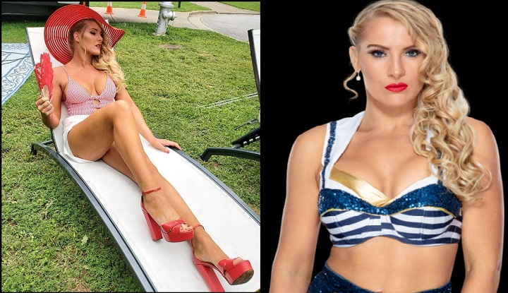 Lacey Evans WWE Star