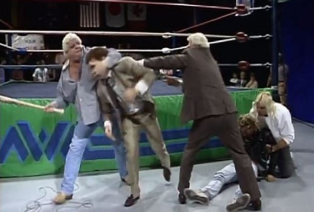 Magnum TA and Dusty Rhodes