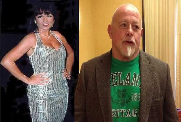 Nancy Benoit and Kevin Sullivan