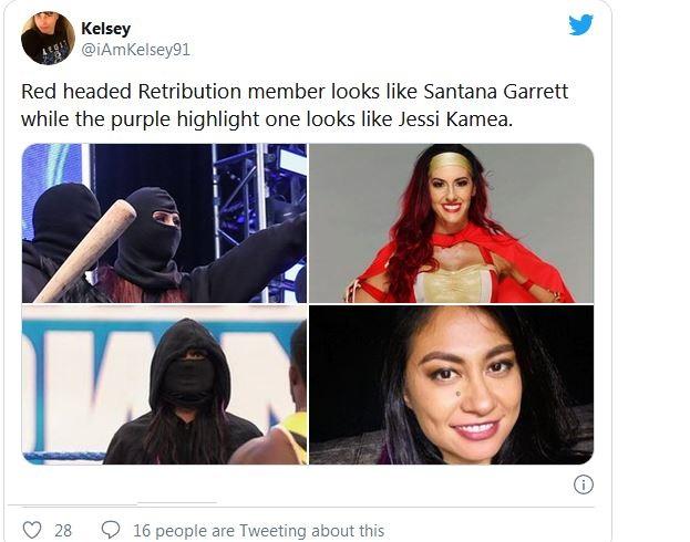 Santana Garrett and Jessi Kamea