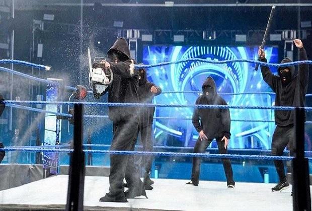 WWE Retribution Faction members