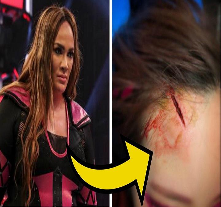 WWE Wrestler Says Nia Jax Should Be Fired For Kairi Sane
