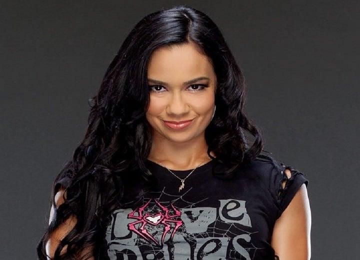 AJ Lee WWE Diva