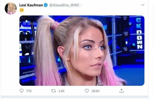 Alexa Bliss WWE