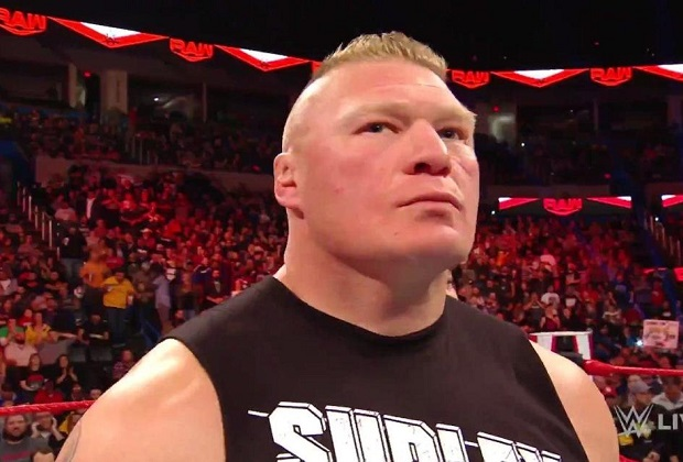 Brock Lesnar WWE Star