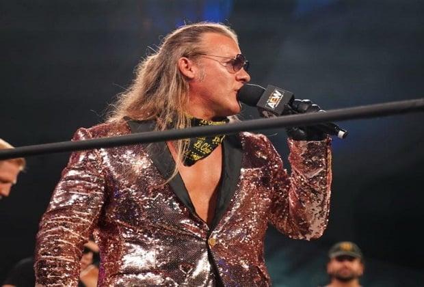 Chris Jericho WWE AEW