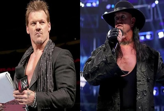 Chris Jericho and the Undertaker