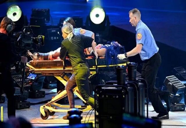 Sasha Banks injury condition