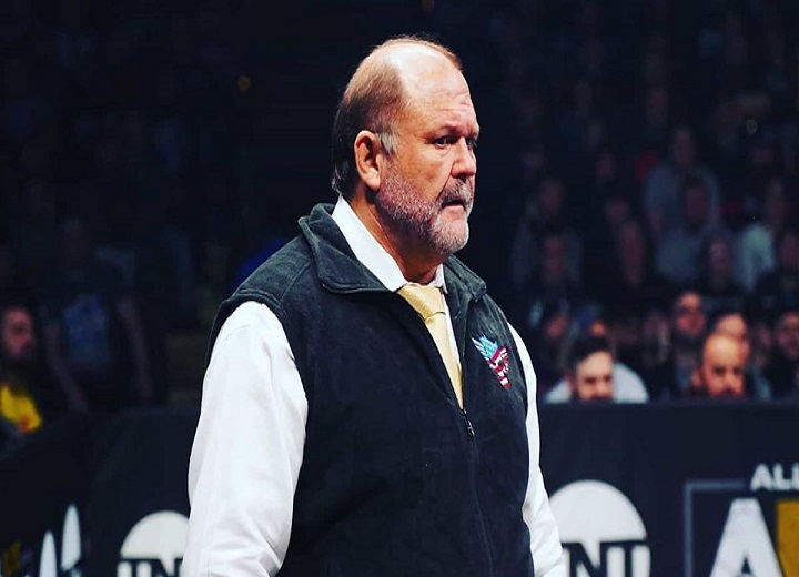 Arn Anderson Joins AEW As Cody