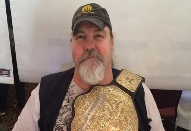 Barry Windham NWA legend