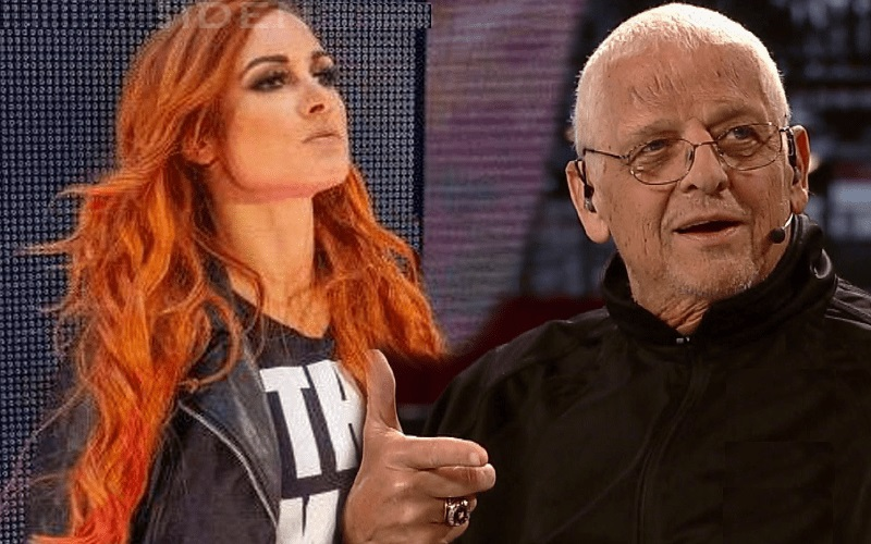 Becky Lynch Reveals How Dusty Rhodes helped her