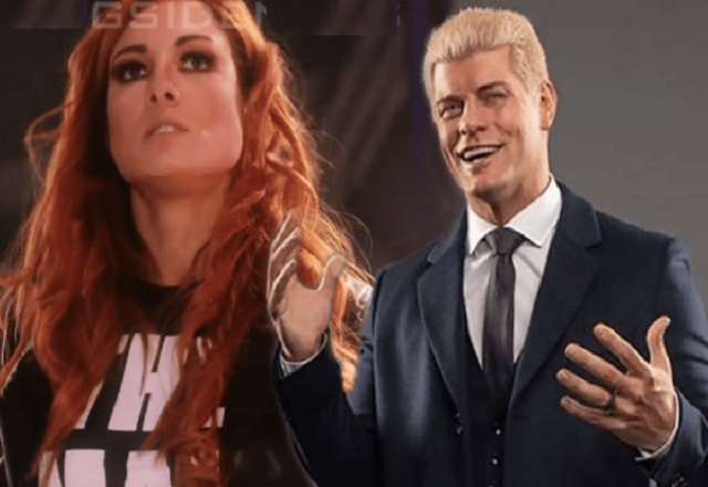 Becky Lynch Wishes Cody Rhodes Best Of Luck With AEW